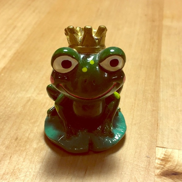 Other | A Frog Statue For An Aquarium For Your Fish | Poshmark